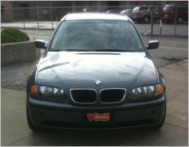 BMW Custom Paint