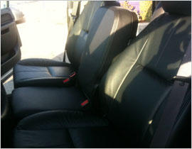 leather seats portsmouth